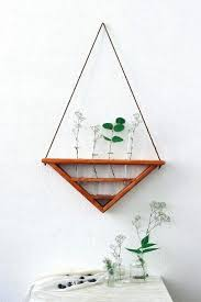 triangle shelf plans