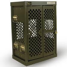mini universal weapons rack storage system