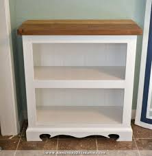 build your own bookcase the finished i love it