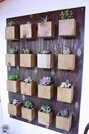 diy garden planter wall