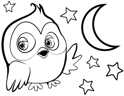 Spotlight Coloring Pages For Toddlers Preschool And Kindergarten