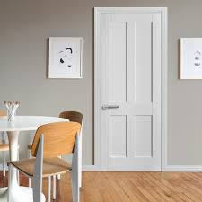 interior shaker doors. Internal White Primed Victorian Shaker Door Interior Doors G