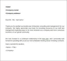 Thank You Note Examples Sample Business Thank You Letter 6 Documents In Word