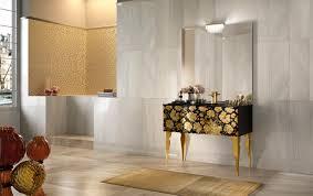 italian bathroom designs. Cream Wall Italian Bathrooms Designs Combined With Unique Table And Wide Mirror It Also Has Warm Bathroom D