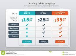 Table Chart Design Table Chart Design C Nongzico