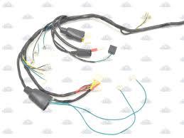 honda cb400f 75 77 complete wire harness honda cb400f 75 77 complete wire harness 32100 377 030