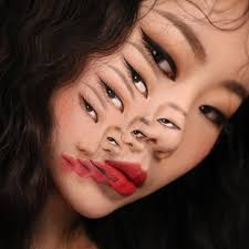 artist dain yoon s works don t really fit in what people call conventional makeup