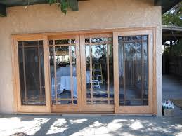exodus door and window custom wood sliding patio doors