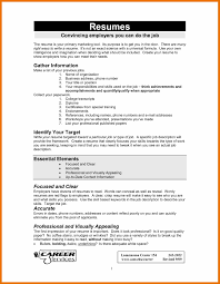 Resume Example For Jobs Nice Ideas Top Resume Examples 7 Best