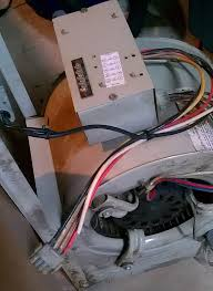 electrical how do i wire an old furnace motor so i can use it as big huge honkin fan