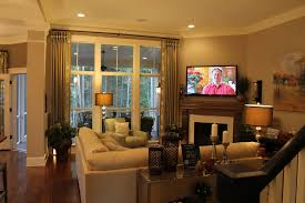 living room with electric fireplace decorating ideas tv above dining tropical large nursery architects lawn