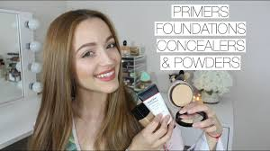 the best face s for dry skin primers foundation more