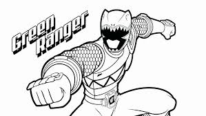Power Rangers Printable Coloring Pages New Red Ranger Coloring Pages