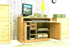 hideaway home office. Desktop Computer Desk Tall Hide Away Furniture Hideaway  Workstation Home Office Crate And Personal Hideaway Home Office