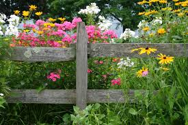 40 Beautiful Garden Fence Ideas Cool Wildflower Garden Design Gallery
