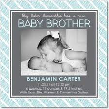 Sibling Birth Announcement 18 Best Birth Announcement Ideas Images Baby Announcements Baby