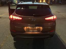 Hyundai Tucson Rear Light Review 2016 Hyundai Tucson 1 6l Limited Awd Updated X2