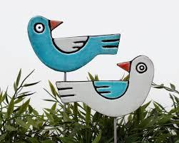ceramic garden decor home decorating ideas
