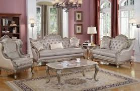antique style living room furniture. Image Is Loading Elegant-Traditional-Antique-Style-Sofa-amp-LoveSeat-Formal- Antique Style Living Room Furniture