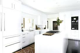 Kitchen Remodel White Cabinets Black Countertops Replicaoutlet