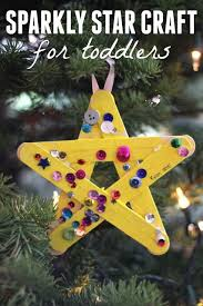 25 Christmas Crafts For Toddlers  Craft Holidays And ActivitiesTwo Year Old Christmas Crafts
