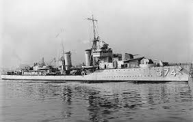 USS Tucker (DD-374) - Wikipedia