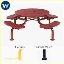 Awesome Large Round Outdoor Dining Table Home Furniture And