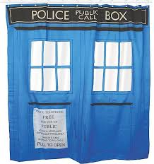 Doctor Who: Shower Curtain @ ForbiddenPlanet.com - UK and ...