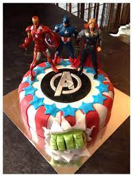 The following captain marvel cake designs are officially selected by best cake design team, which looks stunning and can be made during ceremonial occasions, such as weddings, anniversaries, and. Pin By Kate Wager Stolz On Kate S Cakes Avengers Birthday Cakes Avenger Cake Kids Cake
