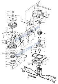 60 hp evinrude outboard diagrams free download wiring diagram 380051 mag o and distributor group 60 hp