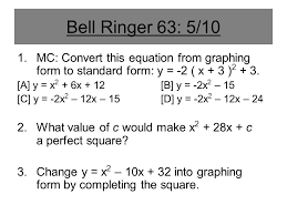 mc convert this equation from graphing