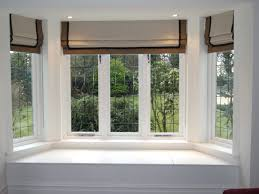 Thumbnails of Cheap Blinds For Bay Windows Home Depot Roman Shades Target  Cordless Window D