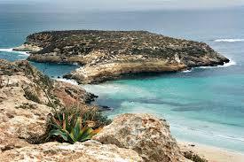 Escursioni A Lampedusa I Valloni E La Spiaggia Dei Conigli Iter