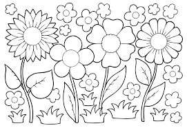 Small Picture april coloring pages instant download coloring page april showers
