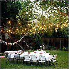 backyard string lighting ideas. Backyard Lights Excellent A Connection Type Garden String . Lighting Ideas D