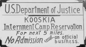 about kooskia internment camp scrapbook digital initiatives  the kooskia idaho ese internment camp 1943 1945