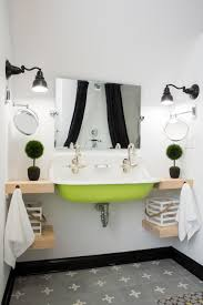 Photos of Stunning Bathroom Sinks, Countertops and Backsplashes | DIY