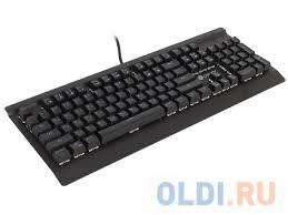 <b>Клавиатура Oklick 920G IRON</b> EDGE механическая черный USB ...