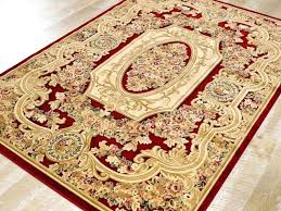 red area rugs 5x8 red medallion fl carved clearance area rugs for rug area rugs