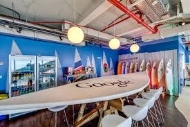 google tel aviv. 1551321-ambiance-plage-chez-google-a-tel-aviv Google Tel Aviv N