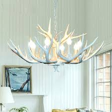 white antler chandelier faux white antler chandelier luxury white antler chandelier for country 4 6 8