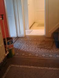 Terrazzo Kitchen Floor Kitchen Floor Brussels Renovation Project
