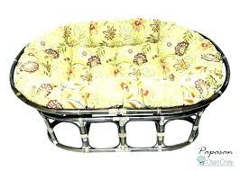 papasan cushion cover canada chair no sew covers and large replacement pier 1 cushions elegant best papasan chair cushion