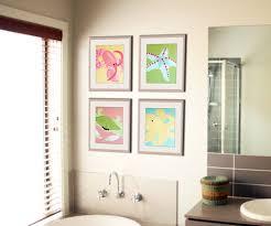 Bathroom Art For Kids