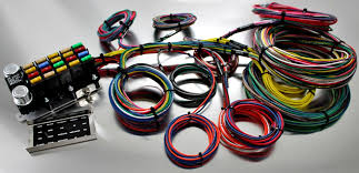 kwik wire electrify your ride hotrod hotline Hot Rod Wiring Harness Universal 22 circuit second generation Universal GM Wiring Harness