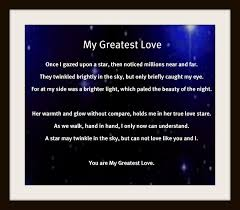 Greatest About Her Love