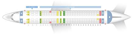 Sun Country First Class Seating Chart Seat Map Boeing 737 800 Sun Country Airlines Best Seats In