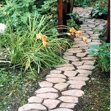 details of driveway paving pavement mold patio concrete stepping stone path walk maker