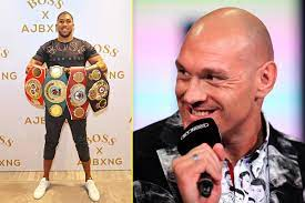 Tyson Fury gives funny response to ...