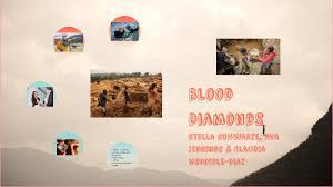 International Response to Blood Diamonds by Stella Schwarze